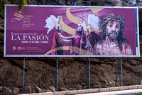 Bilboard Easter passion play, Adeje