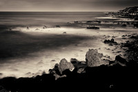 Long exposure seascapes