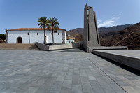 Plaza de Espana, Adeje, Tenerife, nominated in the World Architecture Festival.