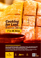 Cooking for Lent poster